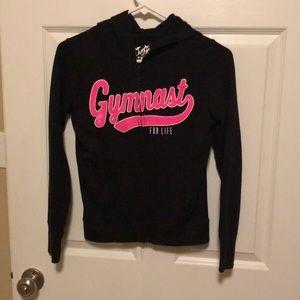 Gymnast hoodie
